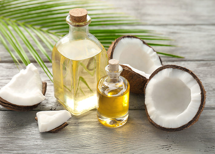 COSMETIC COCONUT OIL