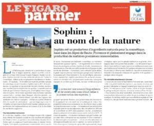 Photo de l'article paru dans Le Figaro le 08 Juin 2020